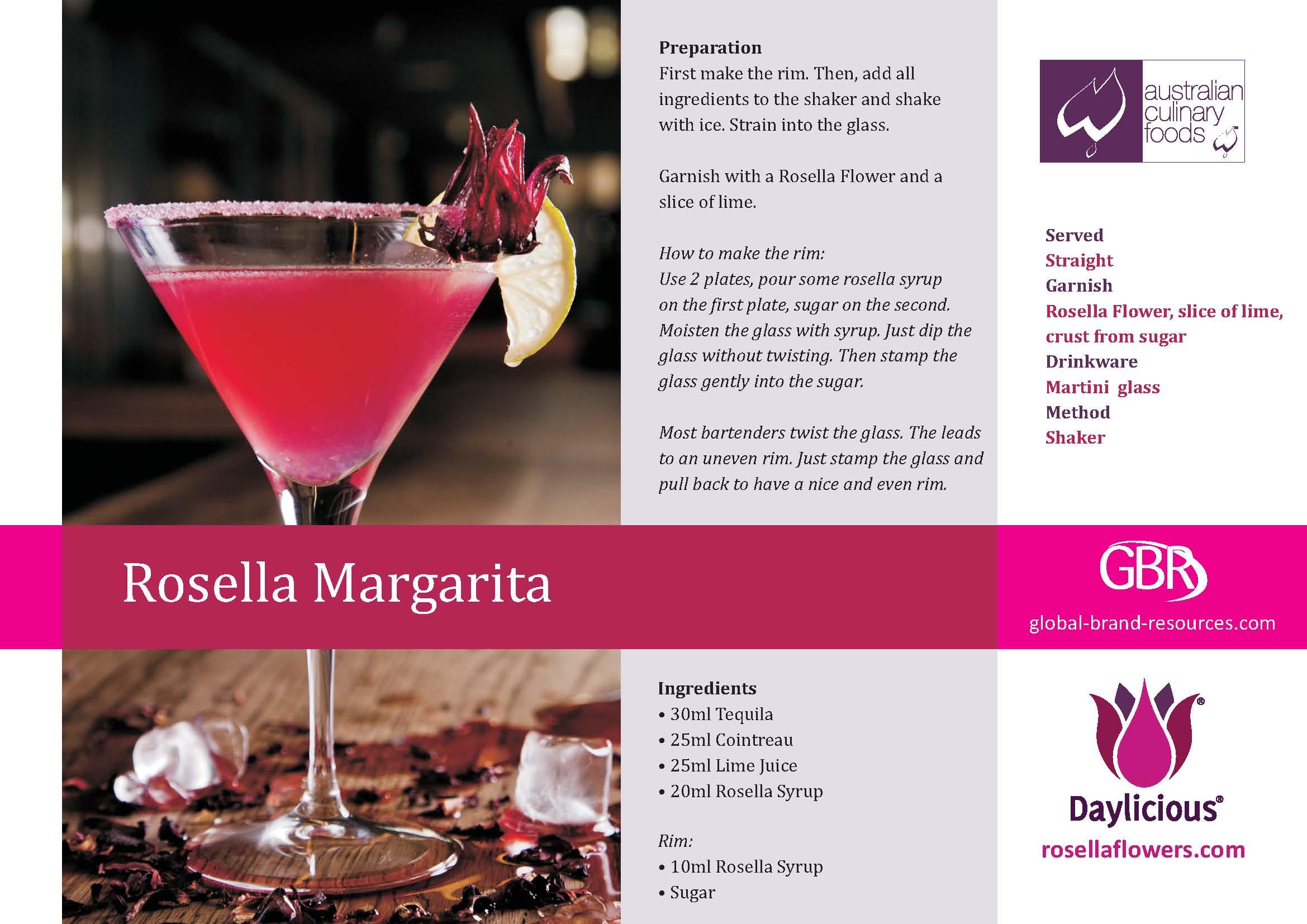 Rosella Margarita