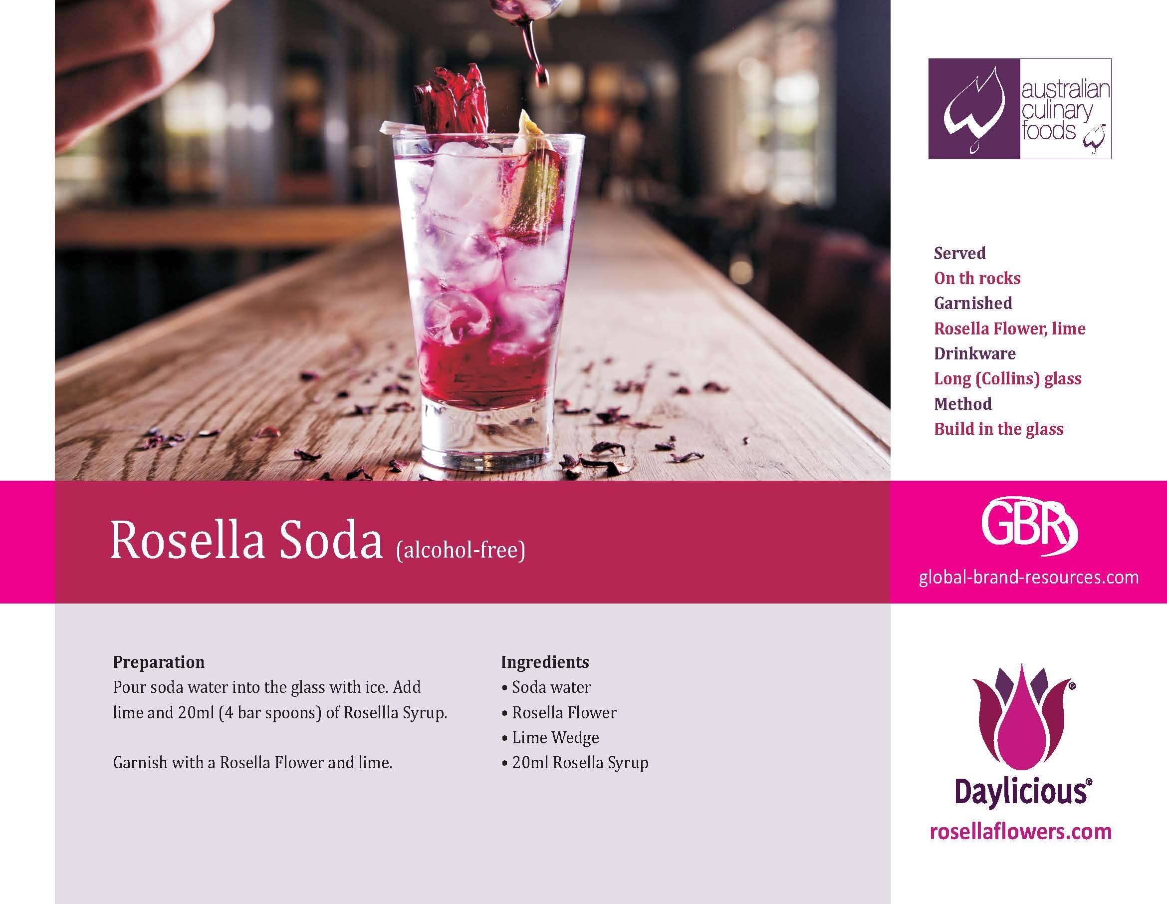 Rosella Soda