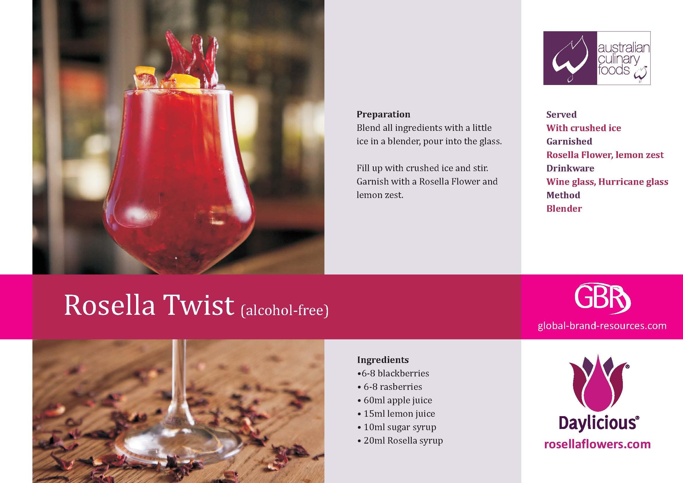 Rosella Twist